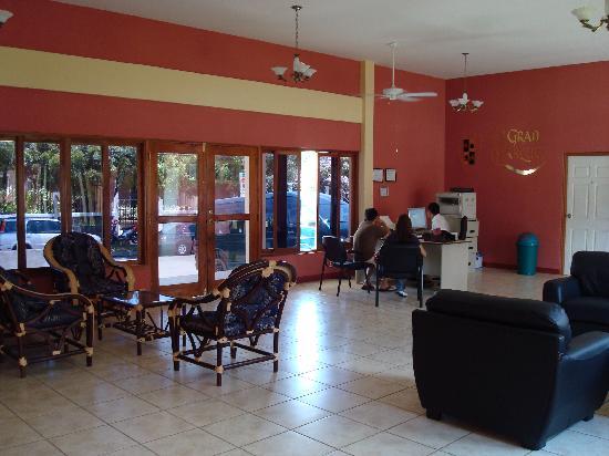 Hotel el Gran Marquez: Lobby