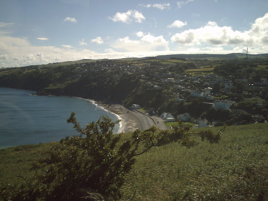 Isle of Man, UK: Stunning views from the Electric Railway