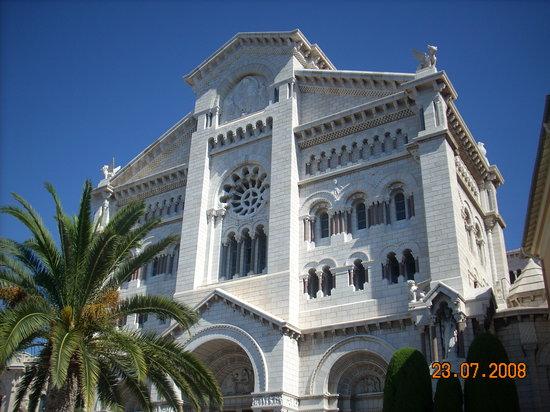 Monte Carlo, Monaco: Monaco Cathedral