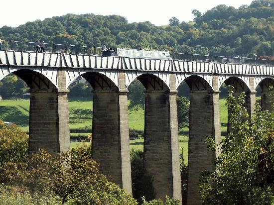 Llangollen Canal: Pontcysyllte Aqueduct