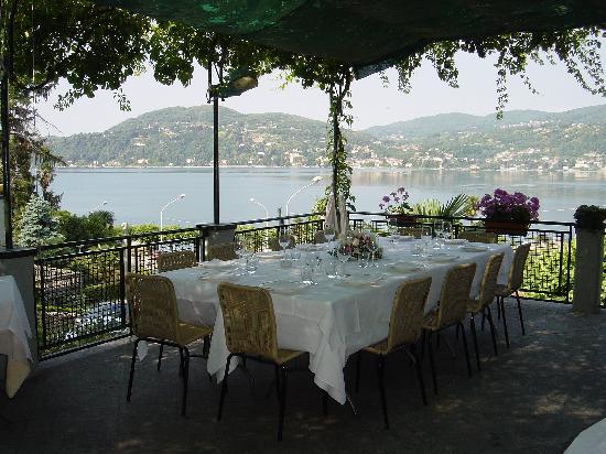Hotel Ristorante Belvedere: terrazza