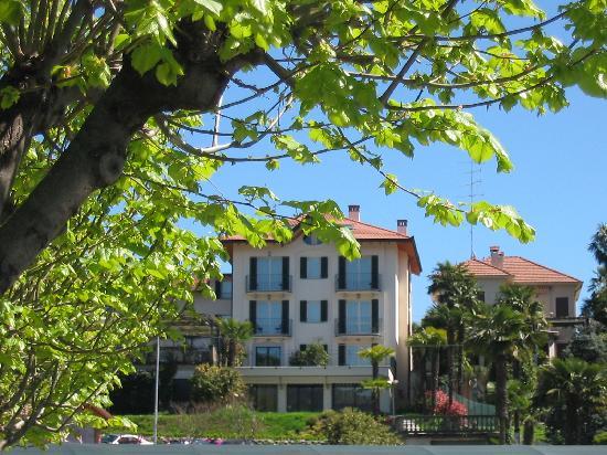 Hotel Ristorante Belvedere: facciata