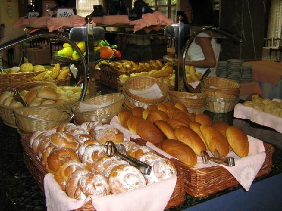 Hotel Acapulco Lloret de Mar: parte desayuno