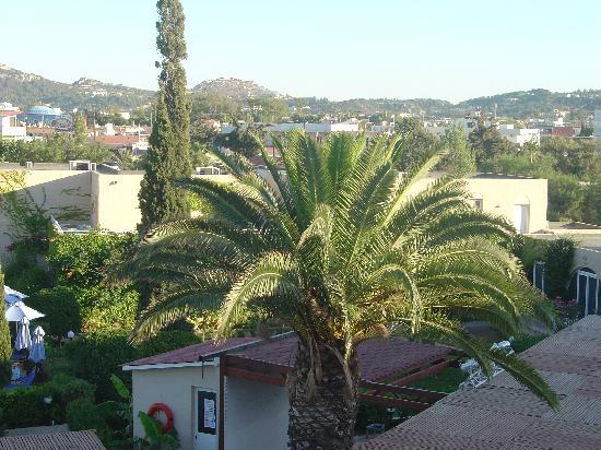 Sun Palace Hotel: room view