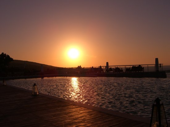Кефалония, Греция: Sunset in Cephalonia