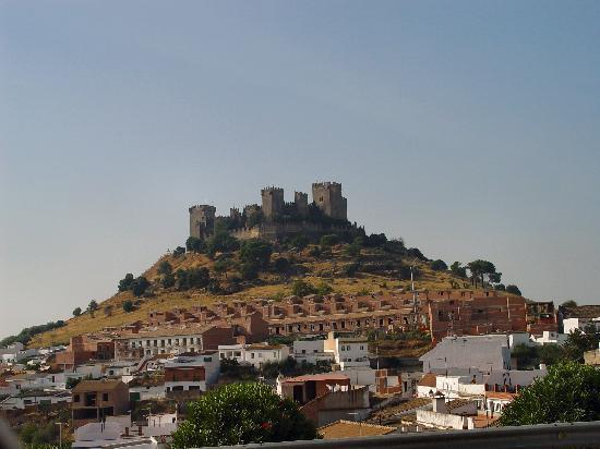Castle at Almodovar Del Rio