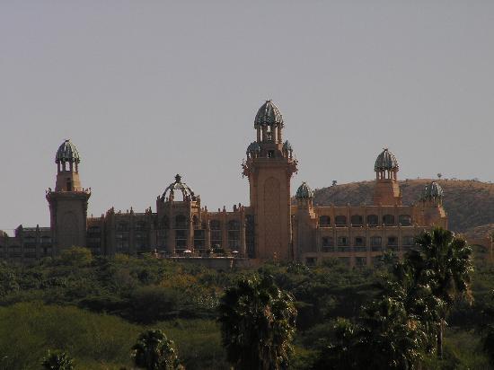 Sun City, Sør-Afrika: Palace of lost city
