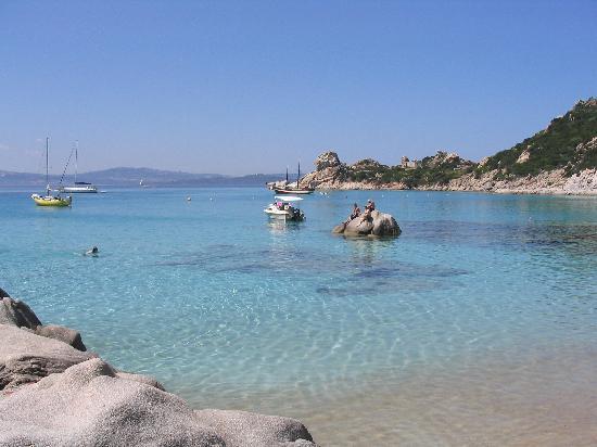 Ilhas da Madalena, Itália: Cala Corsara, un paradiso in terra!