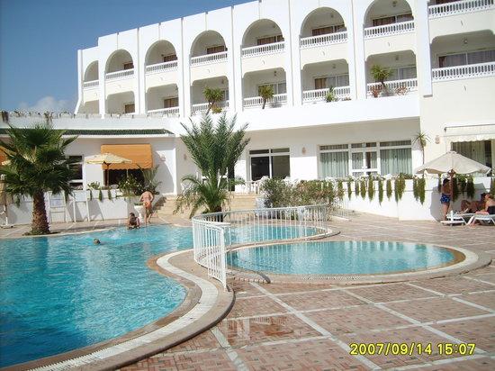 Le Hammamet Hotel : swimming pool