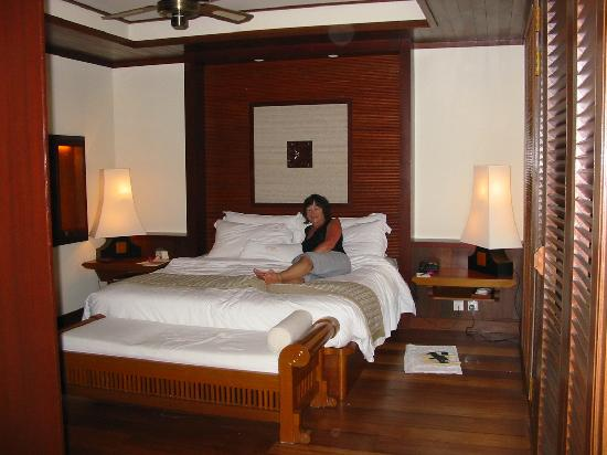 Tanjong Jara Resort: Gorgeous bedroom
