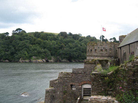 Ντάρτμουθ, UK: Dartmouth castle