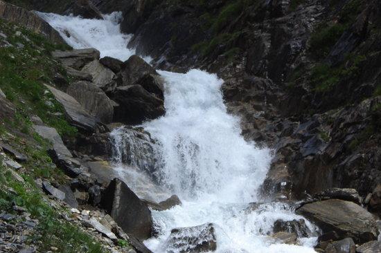 Trentino-Alto Adige, Italia: alle cascate
