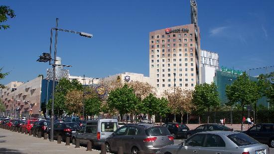 Quarto padr o do ibis foto di ibis barcelona meridiana for Migliori hotel barcellona