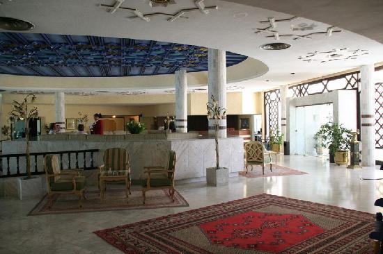 Hasdrubal Thalassa Hotel & Spa Port El Kantaoui: Lobby