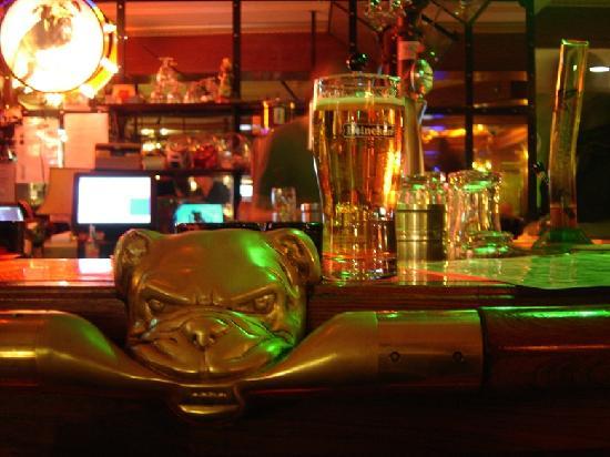 The Bulldog Bar Picture Of The Bulldog Hotel Amsterdam