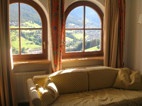 Piciuel Hotel: Camera con vista