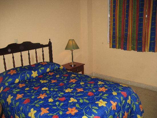 Centroamericano Hotel: Room