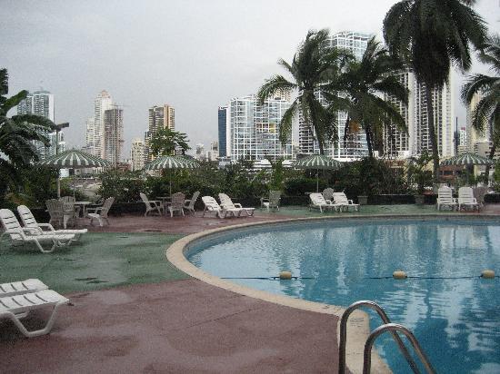 Plaza Paitilla Inn: Pool Area