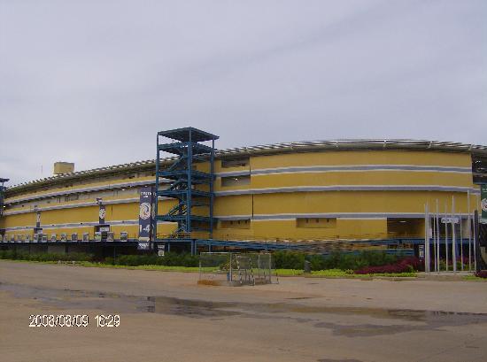 Maturin, Venezuela: Estadio Monumental de Maturín