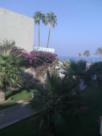 Hotel Riu Nautilus: View from the new room we got