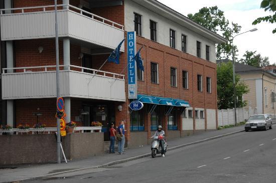Kuopio-Hotel Jahtihovi: Hotel Jahti Kuopio Finland
