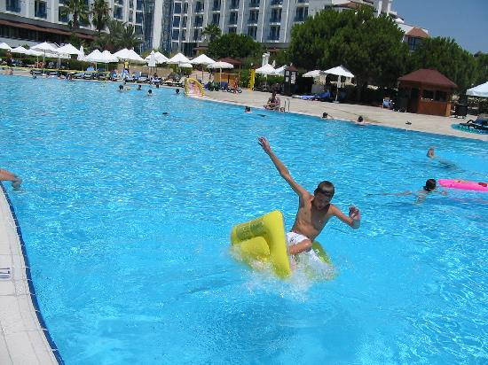 Magic Life Sirene Imperial: piscine principale