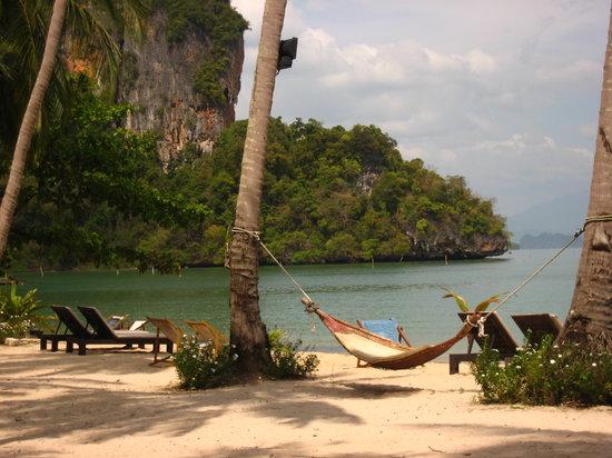 Koh Yao Noi, Thailandia: vue de plage koh yao