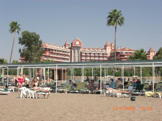 IC Hotels Santai: The hotel from the beach