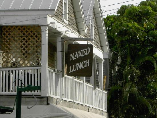 Naked Lunch - Picture of Key West, Florida Keys - TripAdvisor