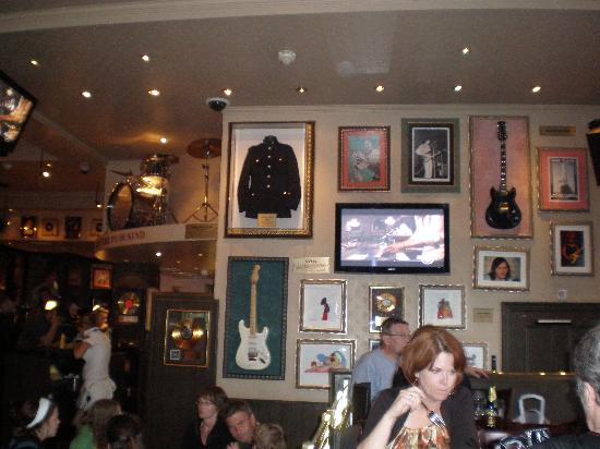 Hard Rock Cafe London Reviews