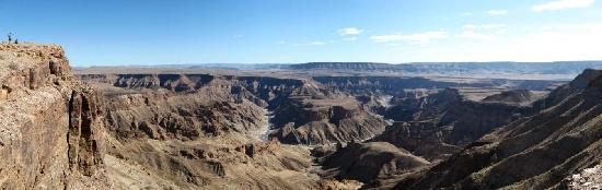 ناميبيا: Fish River Canyon