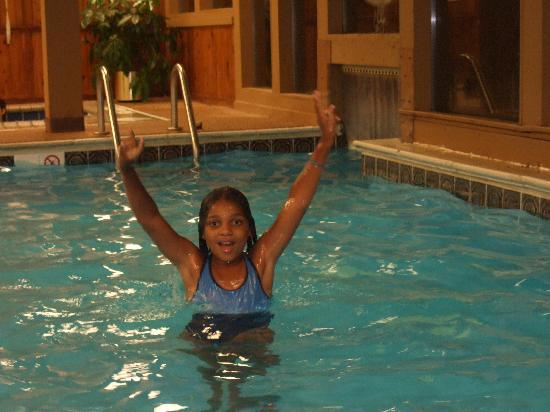 BEST WESTERN Benton Harbor-St. Joseph: The swimming pool
