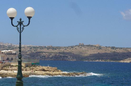 Qawra, Malta: Bugibba Bay