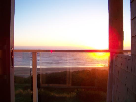 Hallmark Resort: the view