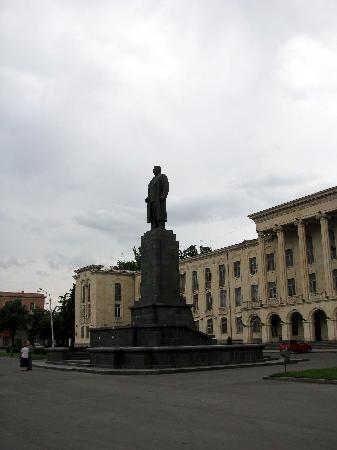 Gori, Georgia: Stalin Square