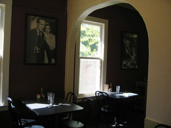 Studio One Cafe: charming funkiness