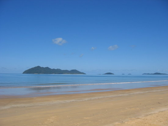 Mission Beach, Avustralya: Beach & Dunk Island