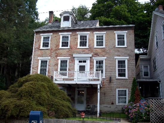 The Parsonage Bed and Breakfast: The Front