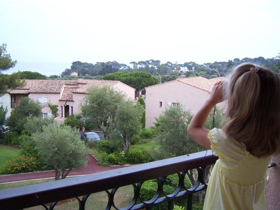 Le Galion Residence : room with a view