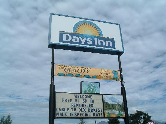 Browns Canyon Inn: Days Inn