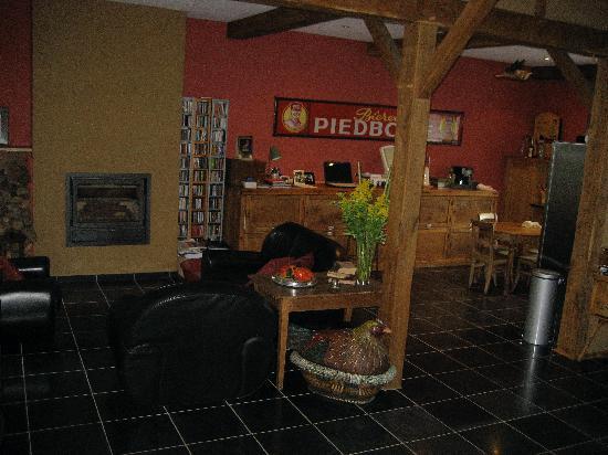 Chez Tante Alice: kitchen