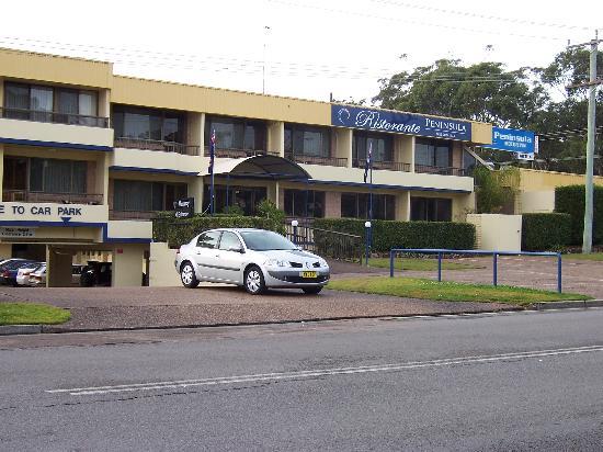 Peninsula Nelson Bay: Peninsula Motor Inn