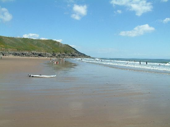 Gower Holiday Village : Caswell Bay