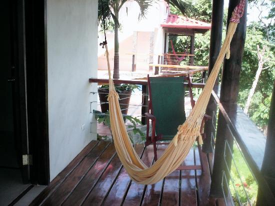 Casa MarBella: the hammock - hammocks rule.