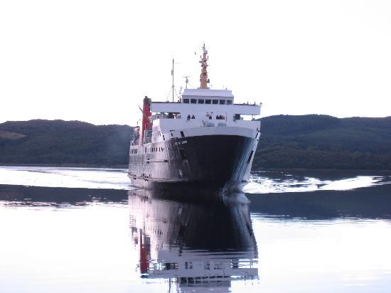 Oystercatcher Bed & Breakfast: Calmac Ferry To IIsla
