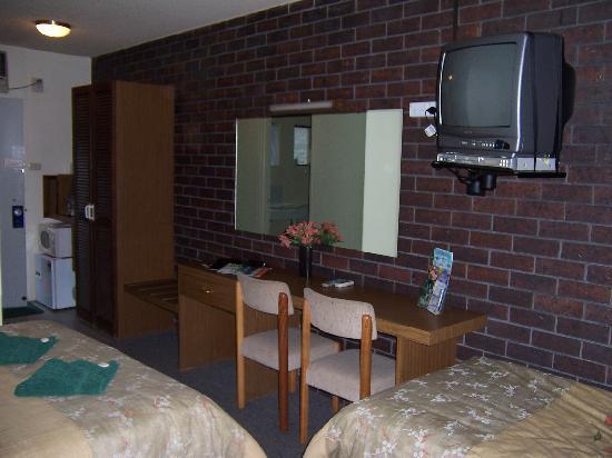 Le George Motel: Ground floor unit