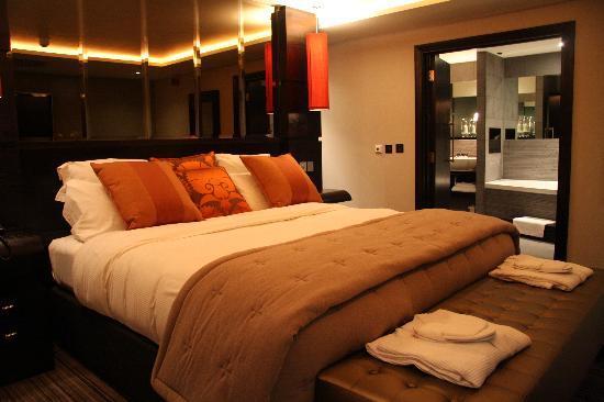 Vincent: Penthouse Bedroom