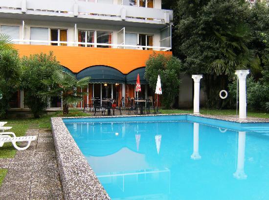 Calipso Hotel: Détail de l'hôtel Calypso Park