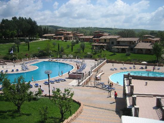 Residence Massa Marittima: La piscine