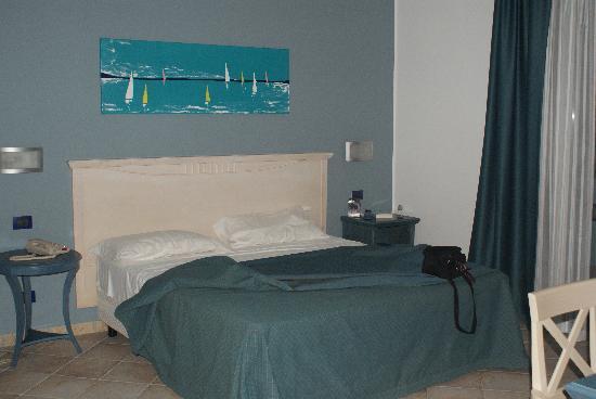 Selinunte Beach: chambre confortable